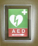 LED acryl display A4 AED