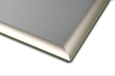 Kliklijst geanodiseerd aluminium