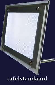 LED acryl display A5